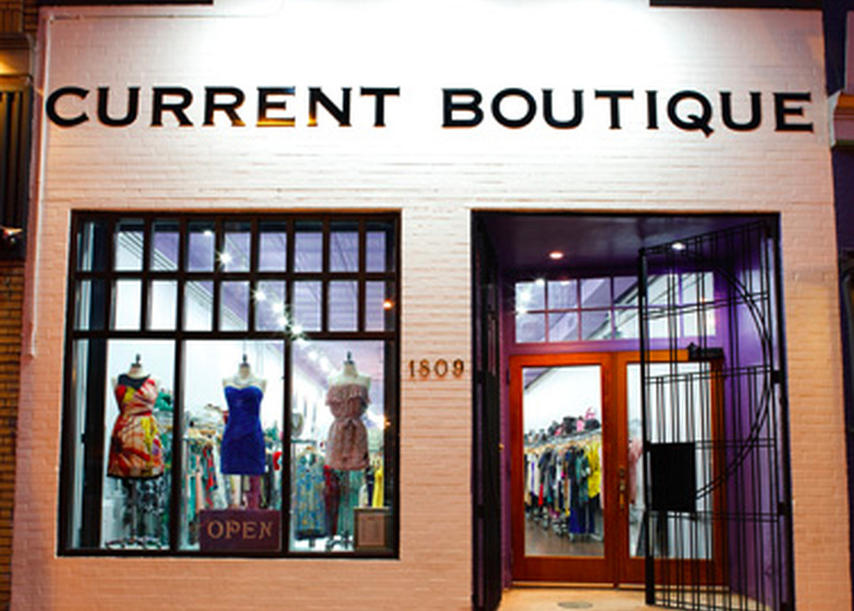 Current Boutique-14th Street Washington, DC location